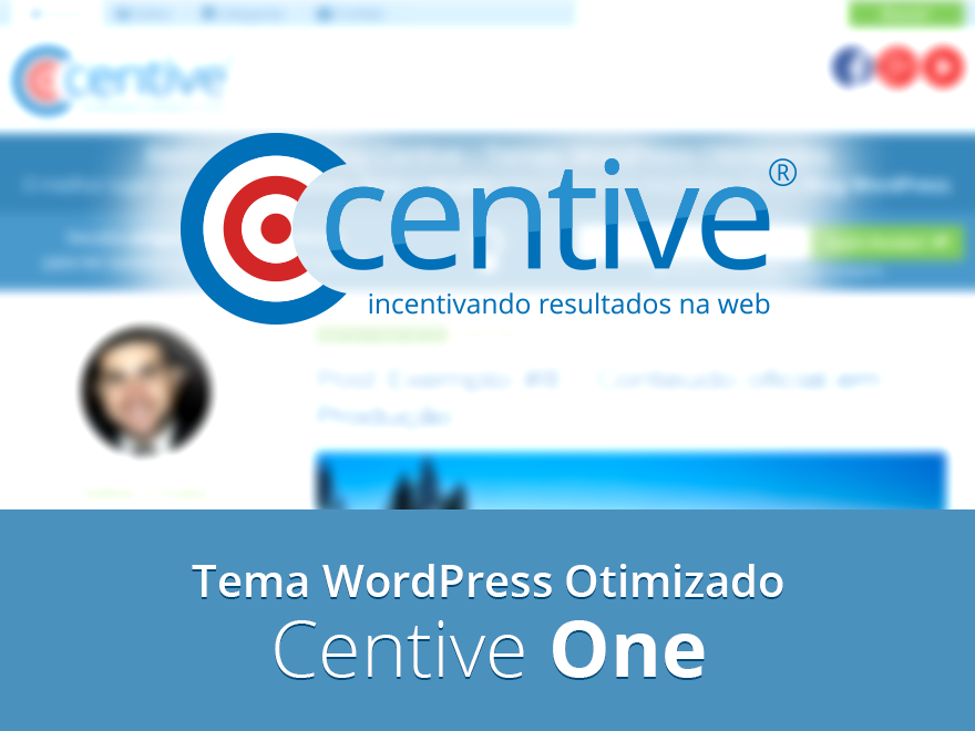 Temas Para WordPress Premium #5: Centive One