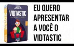 VidTastic Gerador De Conteúdos Para Blogs